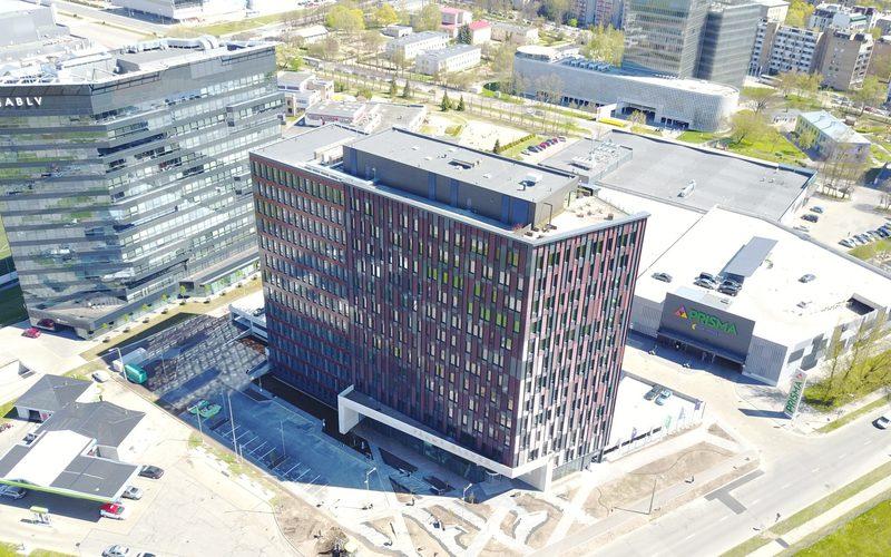 Ofisu ēka